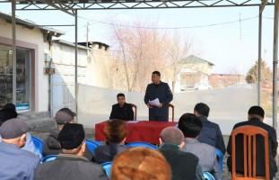 Бухоро вилояти Ички ишлар бошқармаси бошлиғи Шухрат Алиев, қасддан баданга оғир тан жароҳа…